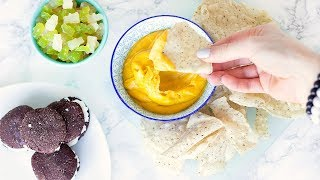HEALTHY JUNK FOOD! QUICK HEALTHY RECIPES! VEGAN FRIENDLY!