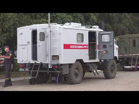 Поліція Луганщини: 08.07.2020_Ліквідація наслідків пожеж на Луганщині