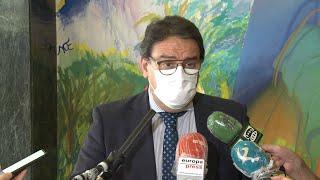 Extremadura registra 206 positivos y un fallecido por Covid-19