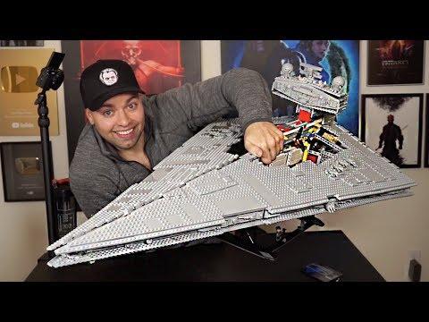 LEGO Sent Me The NEW Star Destroyer: Devastator (4,784 PIECES)