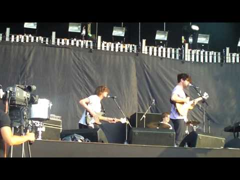 Foals - new song Total Life Forever @ Hyde Park