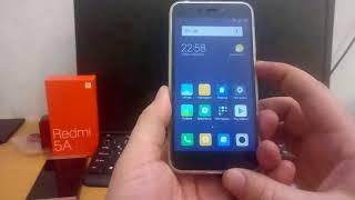 Google аккаунт Xiaomi Android 7.1.2