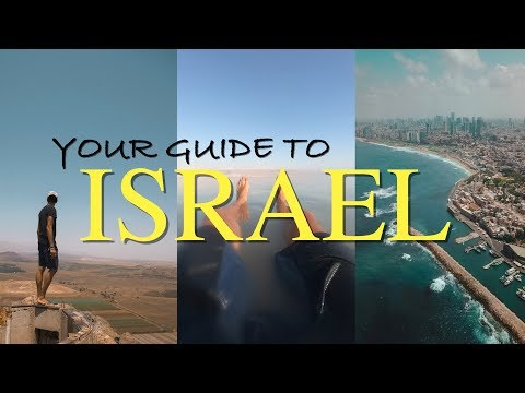 How To Travel Israel - Is It Safe? (Travel Guide) - Vlog #134