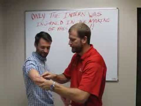 Lateral Epicondylitis or Tennis Elbow Treatment