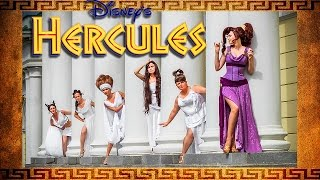 Disney Hercules - Meg and muse is real