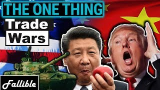 Trump's Trade War Is Destroying Chinese Stocks (Tencent/ BABA)