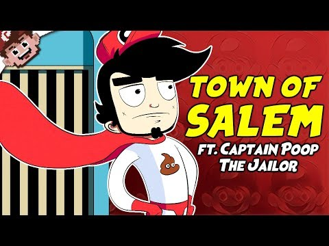 Captain Poop: The Town's Only Hope! Town of Salem  Part 133