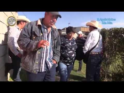 MARATÓN DE BÁRBAROS San Agustín Mimbres, Edo  Méx  10 Dic  2016