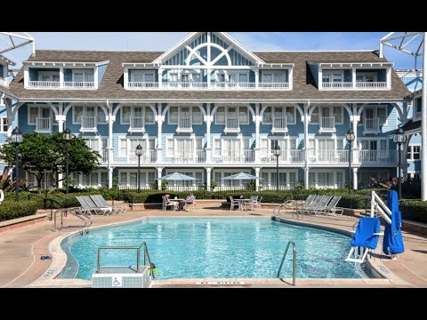 Disney Beach Club Resort Room Tour And