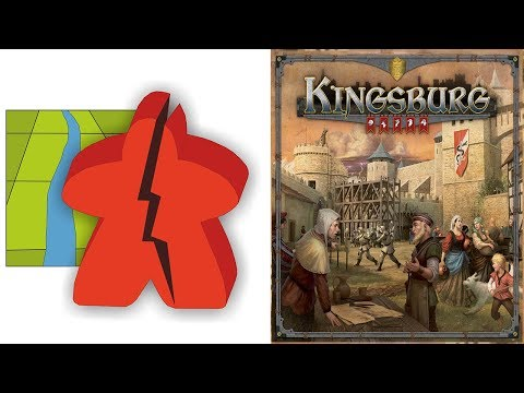 Kingsburg 2nd Edition Review - The Broken Meeple