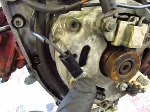 1977 BMW R100RS Engine Electrical Wiring Routing YouTube