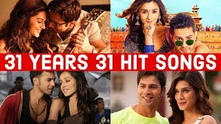 Varun Dhawan 31 Years Old With 31 Amazing Hit Songs!