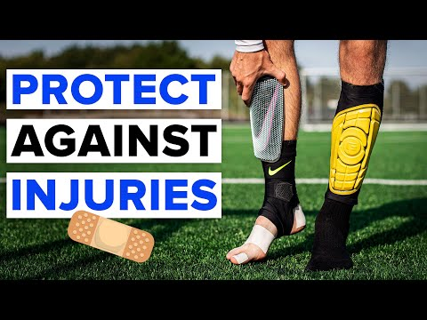 BEST FOOTBALL GEAR TO PREVENT & AVOID INJURIES