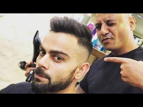 Virat Kohli Hairstyle 2018 Tiger Shroff Hairstyle 2018 Virat Kohli