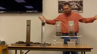 """What is Soil Health"" - 2018 Comanche Pool Coffee Shop Protection Kansas Doug Peterson"