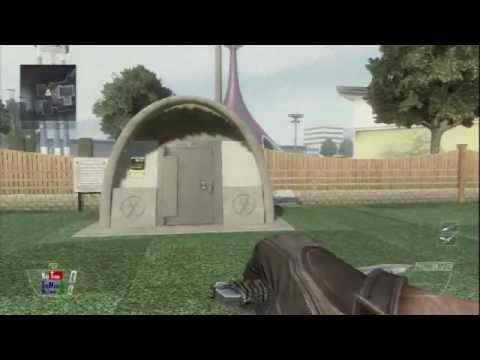 Backyard Fallout Shelter open the fallout shelter easter egg! - nuketown 2025 - black ops 2