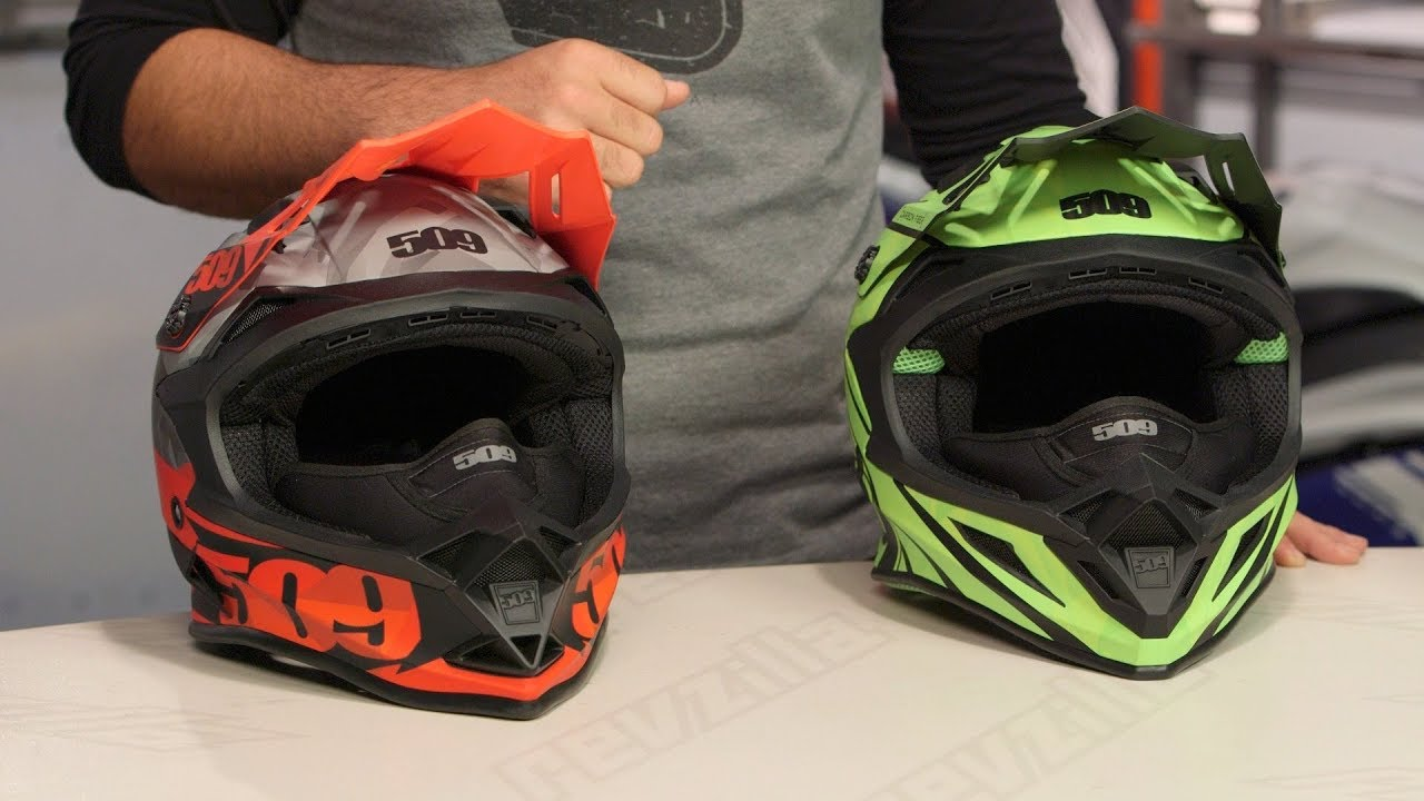 2960e9bed9d 509 Snow Helmets Review - YouTube