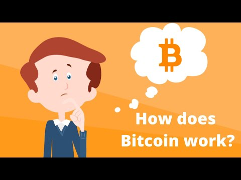 How does Bitcoin work? Here is the view of the mainstream media.