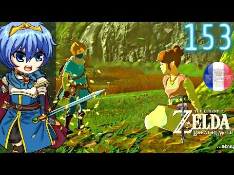Zelda Breath Of The Wild #153 Ce Que Femme veut