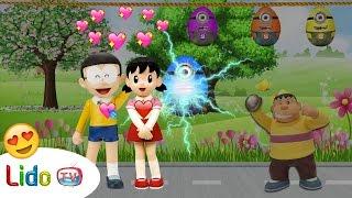 Yumurta Sürpriz Oyuncak Doraemon Karikatür ☘ Sürpriz Yumurta Doraemon Oyuncak ☘ LİDO TV Sürpriz Yumurta Videoları