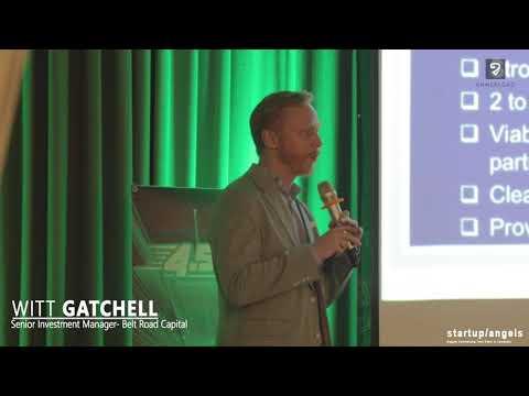Mr. Witt Gatchell _ Senior Investment Manager- Belt Road Capital