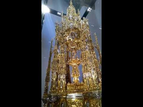 Treasure from Toledo Cathedral (Tesouro da Catedral de Toledo). Toledo, Spain (part 5).