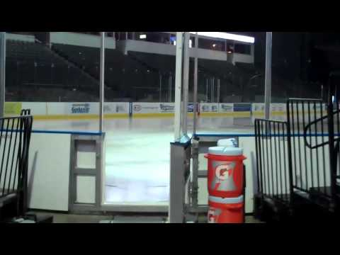 Arenas of the ECHL: Sears Centre Arena in Hoffman Estates, IL