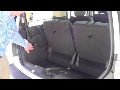 Ford Flex Tailgate Seat Feature At Brighton Ford
