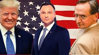 Cejrowski o wizycie Duda-Trump 2019/06/18 Radiowy Przegląd Prasy Odc. 1003