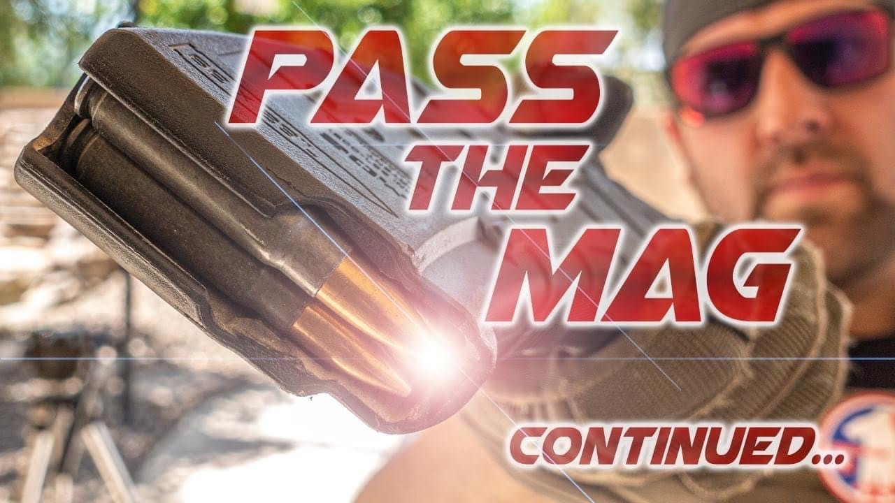Pass The Mag Continued...