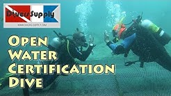 Scuba Certification Open Water Dive** Scuba Training