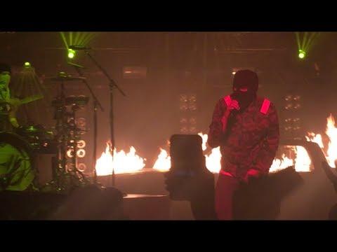 HD- Twenty One Pilots: A Cømplete Diversiøn, Heavydirtysoul/jumpsuit/levitate (live)