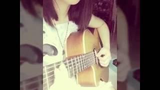 Trên Tường Nhà Dưỡng Lão - guitar cover by Như Candy