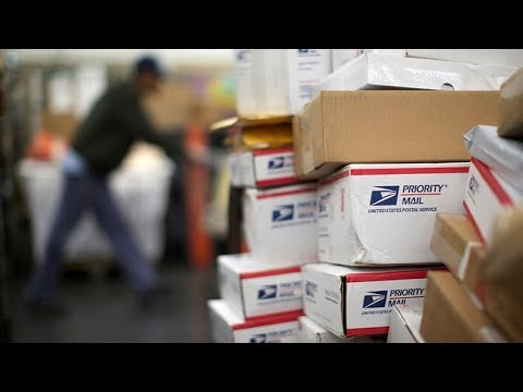 President Trump calls for total review of US Postal Service