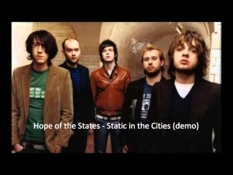 Hope of the States - Static in the Cities demo