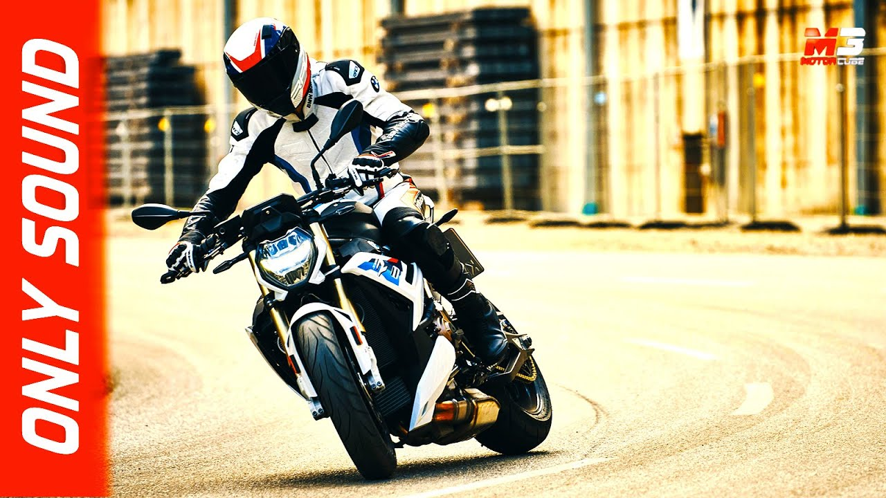 NEW BMW S 1000 R 2021 - FIRST TEST DRIVE ONLY SOUND