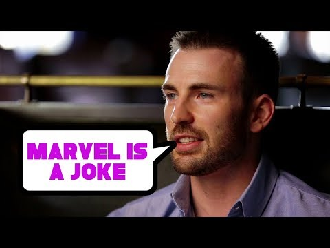 Actors Who Passionately Hates Marvel