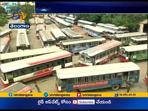 2 Prestigious Awards to  TSRTC | Gets From Central Road Transport Ministry