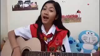 """viral """"LAGU PRAMUKA DARI SEGALA PENJURU"""" oleh Kak Divyani Krisnadewi"""