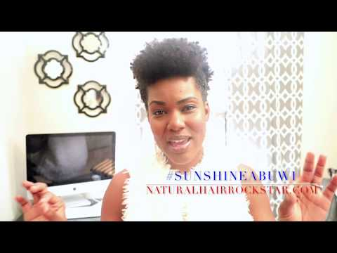 Natural Hair Rockstar Step One | Get Your Mind Right Rethinking How You Interact with Your Hair