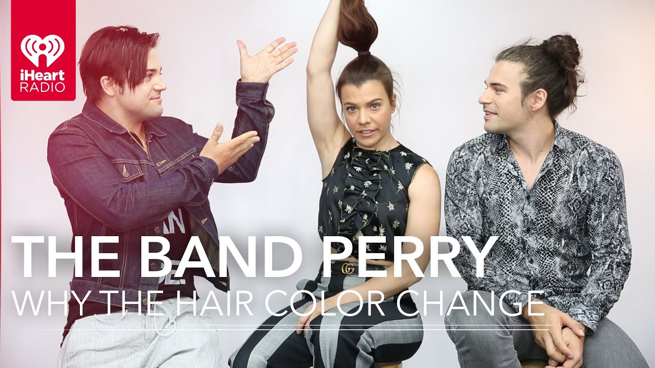 Kimberly Perry (The Band Perry) Interview: Talks New Hair Color