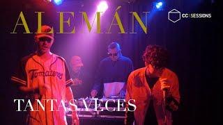 Alemán - Tantas Veces (En vivo) | CC SESSIONS thumbnail