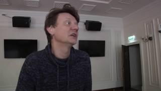 Владимир Пузанов о спектакле Дни нашей жизни