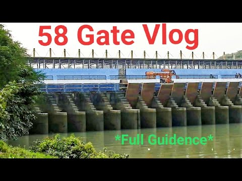 58 Gate Tour Guidence || Vlog || Garchumuk Deer Park || Children Park || Picnic Spot || Riverside ||