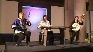 Gong Yi Guqin Concert in san francisco U S