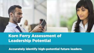 Korn Ferry Assessment of Leadership Potential