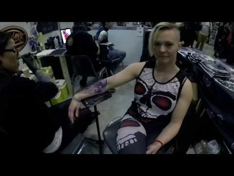 Milano Tattoo Convention 2017 | GoPro |