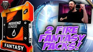 They Are Fire! Top 100 Monthly Rewards! Fire Fantasy Packs! [MADDEN 20 ULTIMATE TEAM]