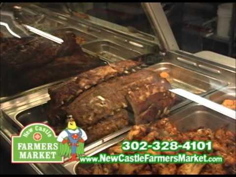 New Castle Farmers Market August Show