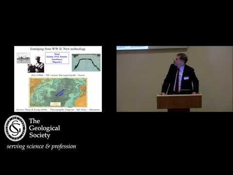 Plate Tectonics at 50 (William Smith Meeting, October 2017) Session 1